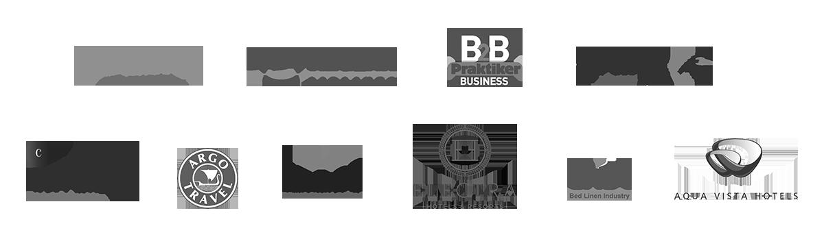 Λογότυπα πελατών GTP
